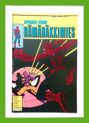 Hämähäkkimies 9/81 (Spider-Man)