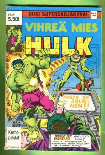 Hulk 6/82