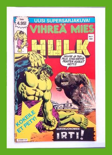 Hulk 1/81