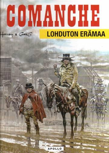 Comanche 5 - Lohduton erämaa