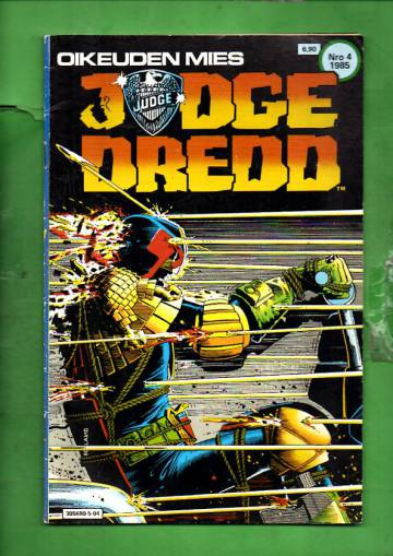 Judge Dredd 4/85