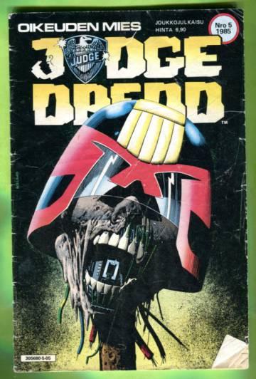 Judge Dredd 5/85