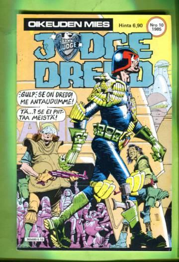 Judge Dredd 10/85