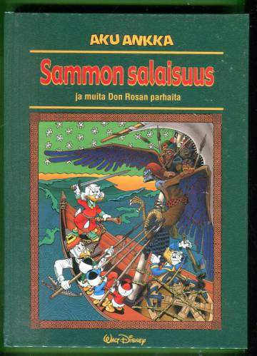 Sammon salaisuus ja muita Don Rosan parhaita(1.painos)