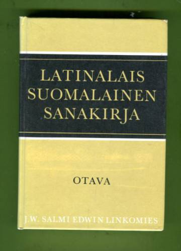 Latinalais-suomalainen sanakirja