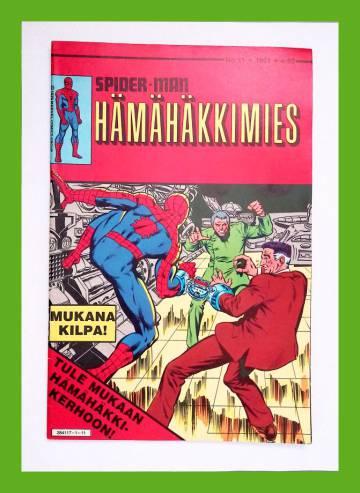 Hämähäkkimies 11/81 (Spider-Man)
