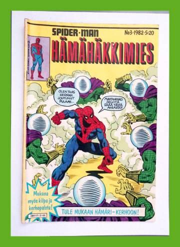 Hämähäkkimies 3/82 (Spider-Man)