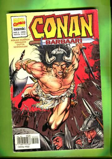 Conan 2/95
