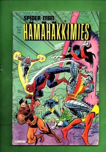 Hämähäkkimies 11/87 (Spider-Man)