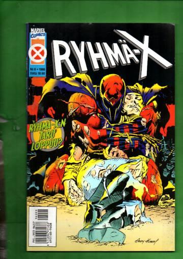 Ryhmä-X 8/96 (X-Men)