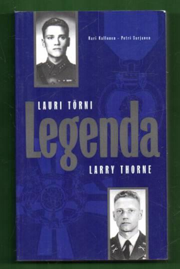Lauri Törni - Legenda - Larry Thorne