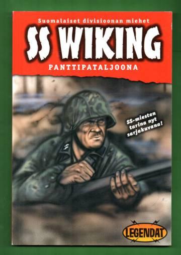 Suomalaisen divisioonan miehet - SS Wiking: Panttipataljoona