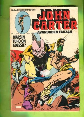 John Carter - Avaruuden Tarzan 2/79