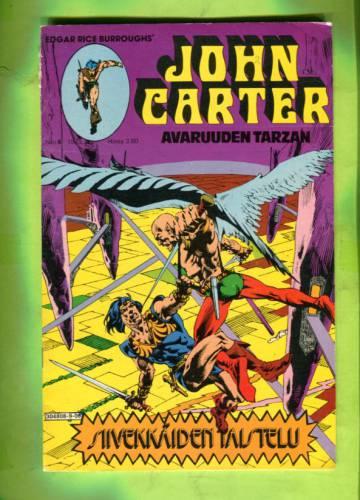 John Carter - Avaruuden Tarzan 6/79