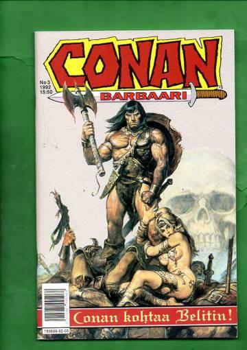 Conan 3/92