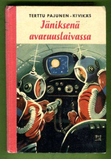 Jäniksenä avaruuslaivassa - Seikkailukertomus nuorille