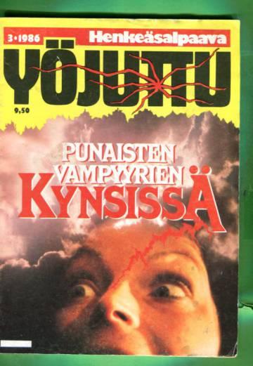 Yöjuttu 3/86 - Punaisten vampyyrien kynsissä