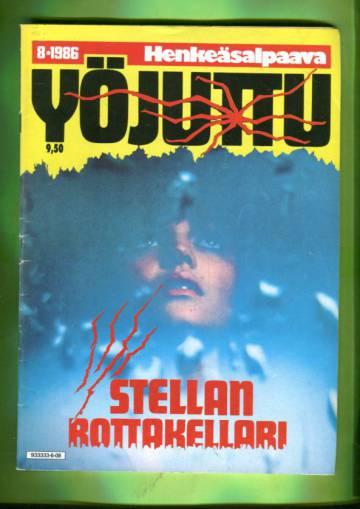 Yöjuttu 8/86 - Stellan rottakellari