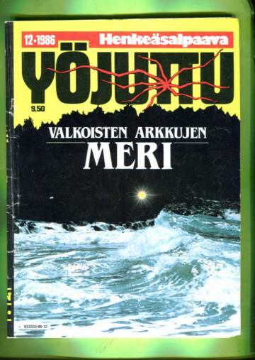 Yöjuttu 12/86 - Valkoisten arkkujen meri