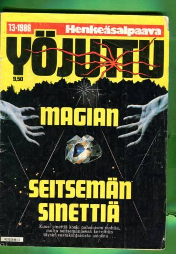 Yöjuttu 13/86 - Magian seitsemän sinettiä