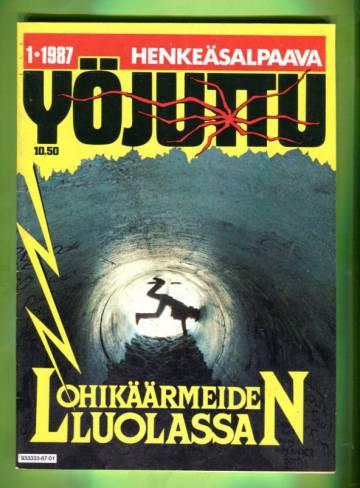Yöjuttu 1/87 - Lohikäärmeiden luolassa