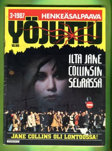 Yöjuttu 3/87 - Ilta Jane Collinsin seurassa