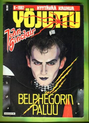 Yöjuttu 6/87 - Belphegorin paluu