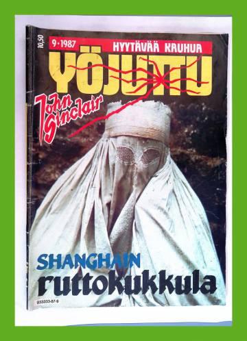 Yöjuttu 9/87 - Shanghain ruttokukkula