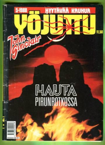 Yöjuttu 5/88 - Hauta Pirunrotkosa