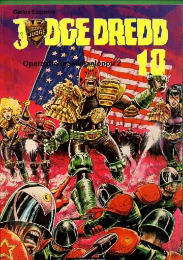 Judge Dredd 10 - Operaatio maailmanloppu 2