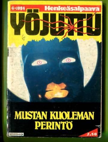 Yöjuttu 4/84 - Mustan kuoleman perintö