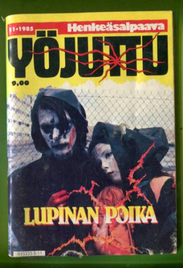 Yöjuttu 11/85 - Lupinan poika