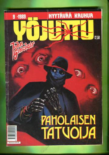 Yöjuttu 9/89 - Paholaisen tatuoija