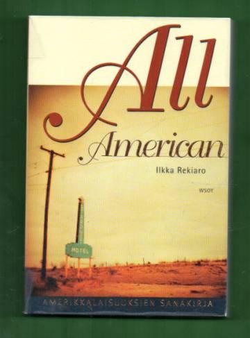 All American - Amerikkalaisuuksien sanakirja