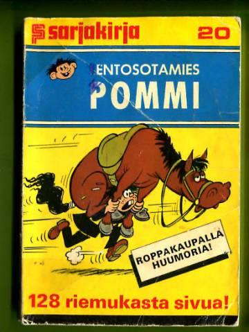 Semicin sarjakirja 20 - Lentosotamies Pommi