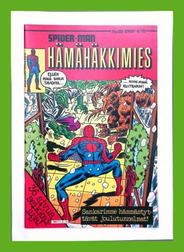 Hämähäkkimies 10/80 (Spider-Man)