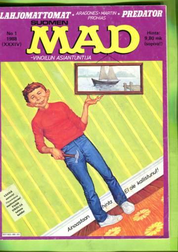 Suomen Mad 1/88