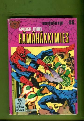 Semicin sarjakirja 86 - Hämähäkkimies (Spider-Man)