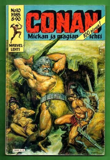 Conan 10/85