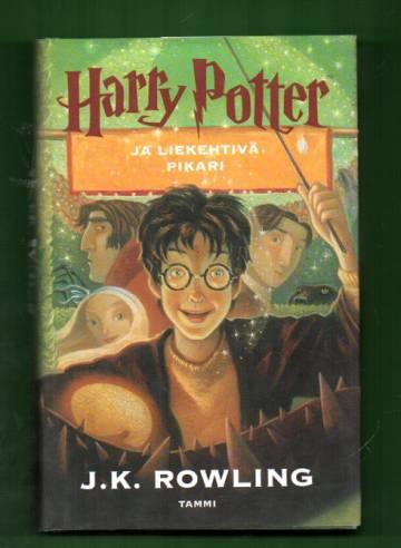 Harry Potter ja liekehtivä pikari