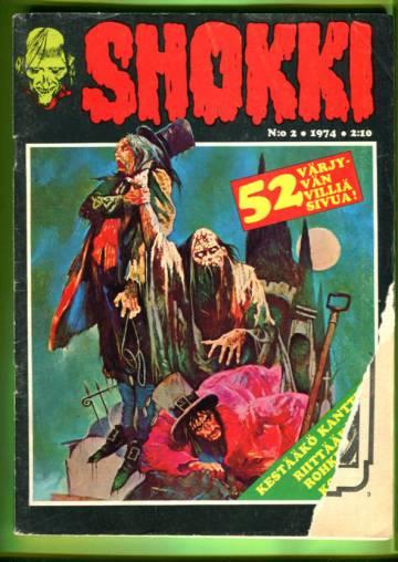 Shokki 2/74 (Katso kunto!!!)