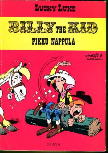 Lucky Luke 7 - Billy the Kid, pikku nappula (1. painos)
