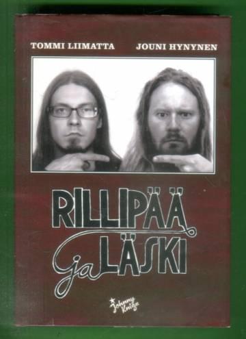 Rillipää ja läski - Kirjeenvaihto 2007-2009