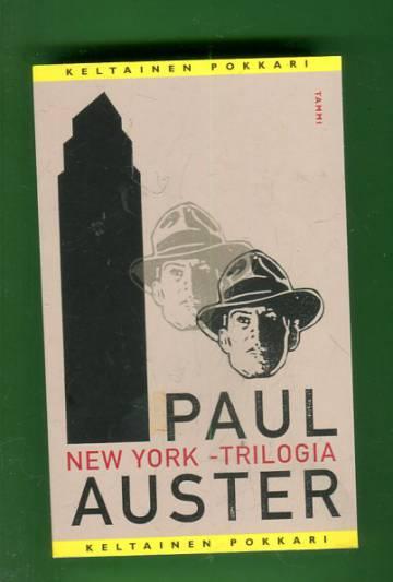 New York -trilogia