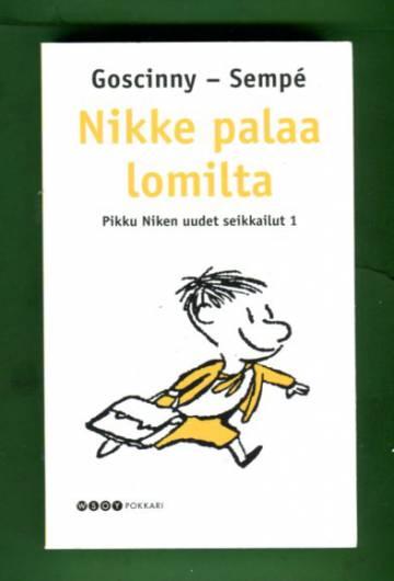 Pikku Niken uudet seikkailut 1 - Nikke palaa lomilta