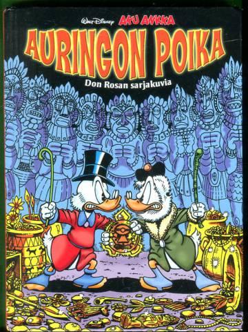 Aku Ankka - Auringon poika: Don Rosan sarjakuvia