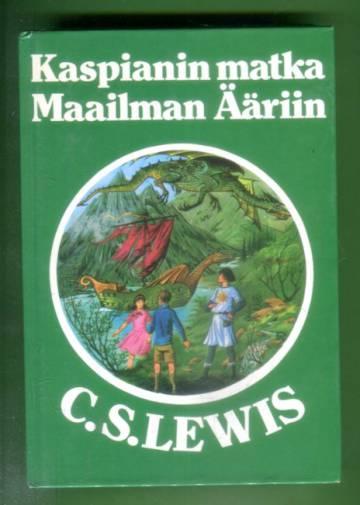Kaspianin matka Maailman Ääriin - Narnia-sarjan kolmas kirja