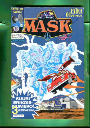 Mask 3/87