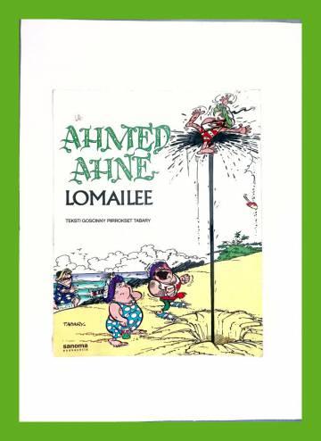 Ahmed Ahne 2 - Ahmed Ahne lomailee (1. painos)