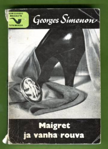 Maigret ja vanha rouva - Komissaario Maigret'n tutkimuksia